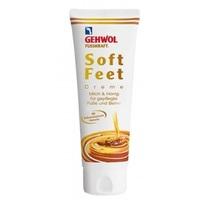 Gehwol Fusskraft Soft-Feet Creme - Шёлковый крем «Молоко и мед» 125 мл