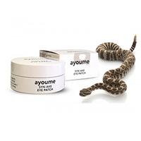 Ayoume Syn-Ake Eye Patch - Патчи для глаз антивозрастные со змеиным пептидом 60*1,4 г
