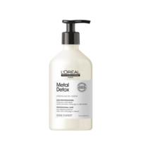 L'Oreal Professionnel Serie Expert Metal Detox Conditioner - Кондиционер для восстановления окрашенных волос 500 мл