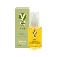 Yellow Shine Cristalli - Сыворотка для блеска волос 50 мл