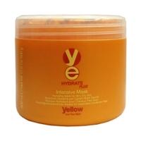 Yellow Hydrate Plus Intensive Mask - Интенсивная увлажняющая маска для волос 500 гр