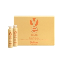 Yellow Post Color Sensitive Skin Oil - Защитное масло при окрашивании волос 12 флаконов по 13 мл