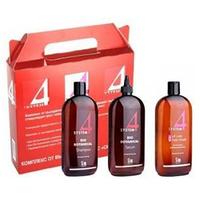 Sim Sensitive System 4 Комплекс от выпадения волос 500 мл + 500 мл + 500 мл