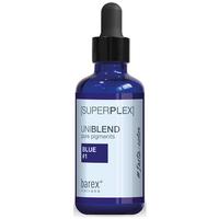 Barex Superplex Uniblend Pure Piaments Blue - Концентрированный пигмент для прямого окрашивания #1 (синий) 50 мл