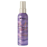 Indola Blond Addict Ice Shimmer Spray - Спрей для холодных оттенков блонд 150 мл