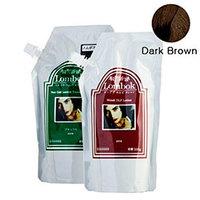 Gain Cosmetic Black Lombok Original Set Dark Brown - Система для ламинирования волос (темно-коричневая) 2*500 г