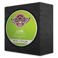"""Kondor Hair & Body Handmade Soap Lime - Мыло ручной работы """"лайм"""" 130 г"""