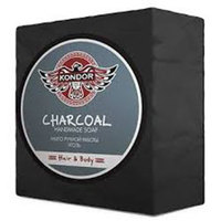 "Kondor Hair & Body Handmade Soap Charcoal - Мыло ручной работы ""уголь"" 130 г"