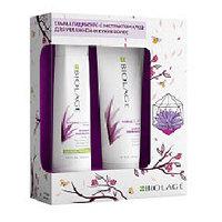 Matrix Biolage Hydrasourse - Весенний набор для увлажнения волос (шампунь 250 мл и кондиционер 200 мл)