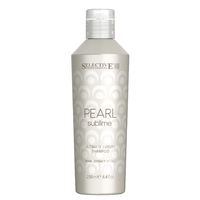 Selective Pearl Sublime Ultimate Luxury Shampoo - Шампунь с экстрактом жемчуга 250 мл