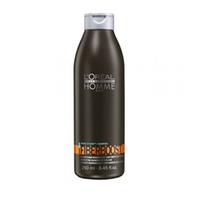L'Oreal Professionnel Homme Fiberboost Shampoo - Уплотняющий шампунь-уход от выпадения волос Файбербуст 250 м
