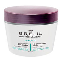 Brelil Bio Traitement Hydra Moisturizing Mask - Увлажняющая маска 220 мл