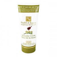 Health & Beauty Cream Powerful Olive Oil & Honey - Интенсивный крем на основе оливкого масла и меда 100 мл