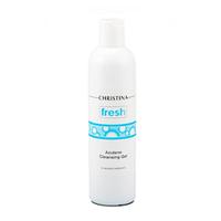 Christina Fresh Azulene Cleansing Gel - Азуленовый очищающий гель для чувствительной и склонной к покраснениям кожи 300 мл