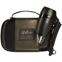 GHD Flight - Дорожный фен в чехле для хранения и перевозки
