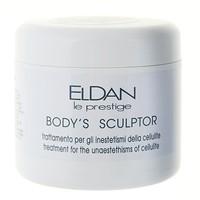 Eldan Body's Sculptor - Антицеллюлитный крем 500 мл