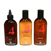 Sim Sensitive System 4 Комплекс от выпадения волос 100 мл + 100 мл + 100 мл