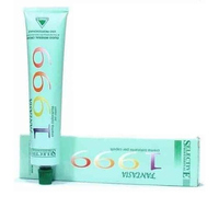 Selective Oligo Mineral Cream - Крем-краска для волос 7.06 блондин жжённый сахар 100 мл