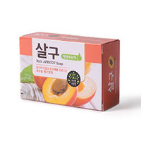 Mukunghwa Rich Apricot Soap - Мыло абрикосовое 100 г