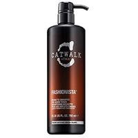 Tigi Catwalk Fashionista Brunette Shampoo For Warm Tones - Тонирующий шампунь для брюнеток 750 мл