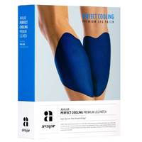 Avajar Perfect Cooling Premium Leg Patch - Охлаждающая маска для ног 1 пара