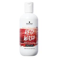 Schwarzkopf Professional Bold Color Wash Red - Пигментированный шампунь красный 300 мл