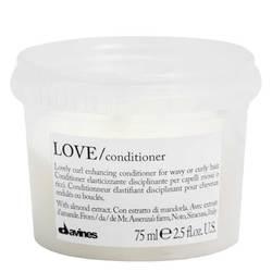 Davines Essential Haircare Love Curl Enhancing Conditioner - Кондиционер для усиления завитка 75 мл