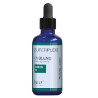 Barex Superplex Uniblend Pure Piaments Green - Концентрированный пигмент для прямого окрашивания #8 (зеленый) 50 мл