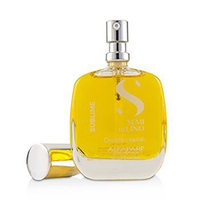 Alfaparf Semi Di Lino Sublime Cristalli Liquidi - Масло для посечённых кончиков волос, придающее блеск 15 мл