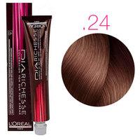 L'Oreal Professionnel Dia Richesse - Краска для волос .24 медный 50 мл