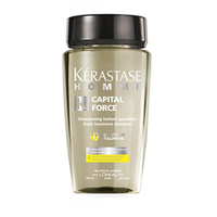 Kerastase Homme Capital Force Daily Treatment Shampoo Vita-Energising Effect - Энергетический шампунь 250 мл
