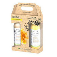 Matrix Biolage R.A.W Nourish - Весенний набор для питания волос (шампунь 325 мл + кондиционер 325 мл)