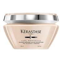 Kerastase Curl Manifesto Masque Beurre Haute Nutrition - Ультра насыщенная питательная маска для всех типов кудрявых и вьющихся волос 200 мл