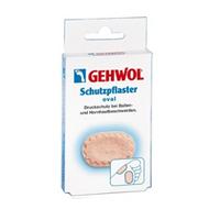 Gehwol Schutzpflaster Oval - Овальный защитный пластырь 4 шт