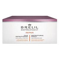 Brelil Bio Traitement Repair Restructuring Phials For Treated Hair - Восстанавливающий лосьон для волос 12*10 мл