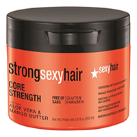 Sexy Hair Strong Core Strength Nourishing Anti-Breakage Masque - Маска восстанавливающая для прочности волос 200 мл
