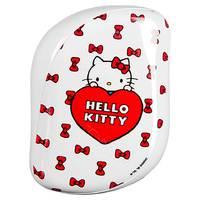 Tangle Teezer Compact Styler Hello Kitty Dancing Bows - Расческа для волос (белый/красный)