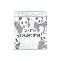 Invisibobble Original You're Pawesome! - Резинка-браслет для волос (молочный)