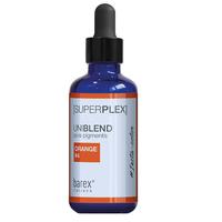 Barex Superplex Uniblend Pure Piaments Orange - Концентрированный пигмент для прямого окрашивания #4 (оранжевый) 50 мл