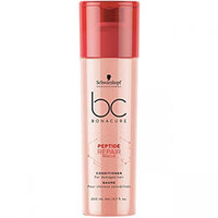 Schwarzkopf BC Bonacur Peptide Repair Rescue Conditioner - Кондиционер для волос 200 мл