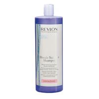 Revlon Professional Interactives Blonde Sublime Shampoo - Шампунь, усиливающий цвет светлых волос 1250 мл