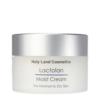 Holy Land Lactolan Moist Cream For Oily Skin - Увлажняющий крем для жирной кожи 250 мл
