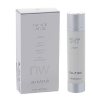 Belnatur Natural White Cream - Осветляющий дневной крем 50 мл