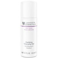 Janssen Oily Skin Clarifying Cleansing Gel - Очищающий гель  30 мл