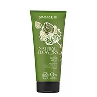 Selective Natural Flowers Nutri Mask - Маска питательная для восстановления волос 200 мл