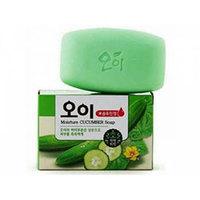Mukunghwa Moisture Cucumber Soap - Мыло огуречное 100 г