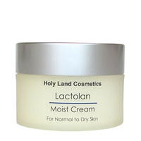 Holy Land Lactolan Moist Cream For Dry Skin - Увлажняющий крем для сухой кожи 250 мл