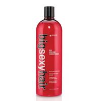 Sexy Hair Big Color Safe Volumizing Conditioner - Кондиционер для объема без сульфатов и парабенов 1 л