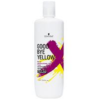 Schwarzkopf Professional Goodbye Yellow Shampoo - Нейтрализующий шампунь 1000 мл