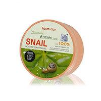 Farmstay Moisture Soothing Gel Snail - Гель для тела многофункциональный 300 мл